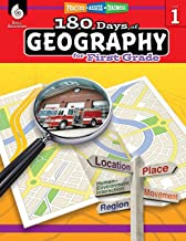 180 Days of Social Studies: Grade 1 – Daily Geography Workbook for Classroom and Home, Cool and Fun Practice, Elementary School Level Activities … to Build Skills (180 Days of Practice) PDF