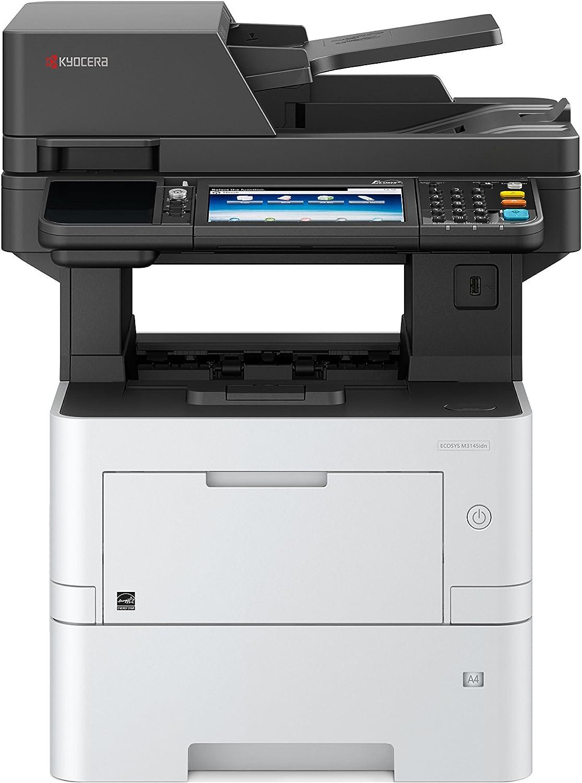 KYOCERA 1102V22US0 Laser, Copy,Print,SCAN,NET,DUP