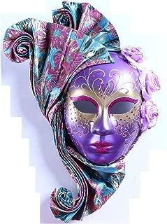 Full Face Women Mask Venetian Masquerade Masks