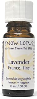 Snow Lotus Lavender France Fine Essential Oil Organic 10ml