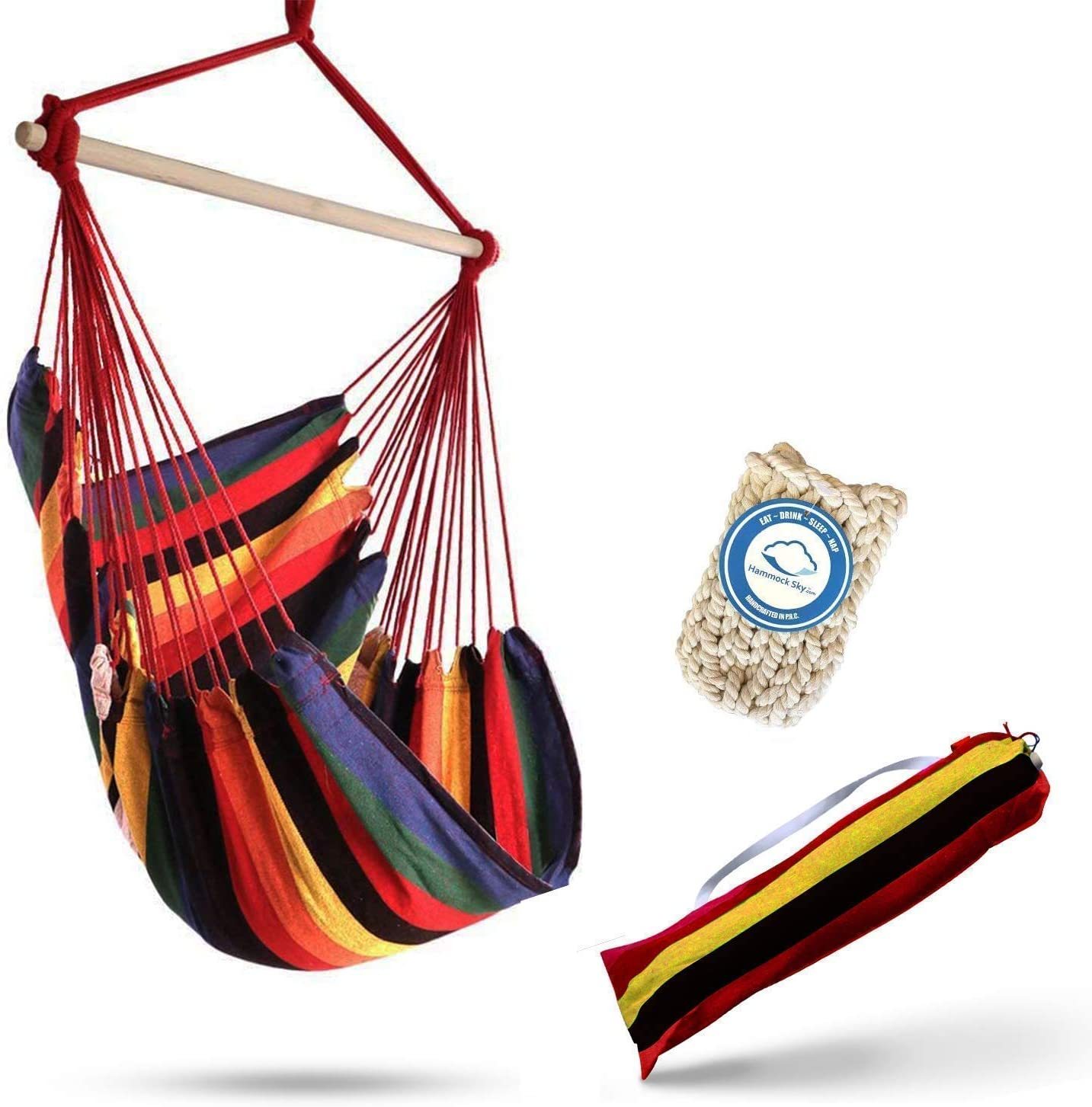 Detroit Mall San Jose Mall Hammock Sky Large Brazilian Chair Portable with Dr Hot