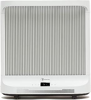 HAVERLAND IDK-1 | Emisor Portátil de Fibra de Carbono | 2000 W | Bajo Consumo | Incluye Mando a Distancia | Termostato Regulable | Panel Touch Control | Blanco