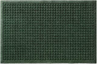 Gorilla Grip All Weather Quick Dry Absorbent Doormat, Absorbs Up to 1.7 Cups of Water, Captures Dirt, Stain and Fade Resis...