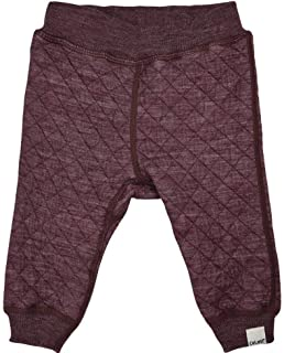 Celavi by Scandinavian Kidz Kid's Bottoms-Pants Quilted Wonder Wollies- Boy Girl - 3 Mo. to 4Y