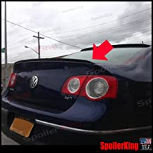 Spoiler King Trunk Lip Spoiler (244L) compatible with Volkswagen Passat 2005-2011
