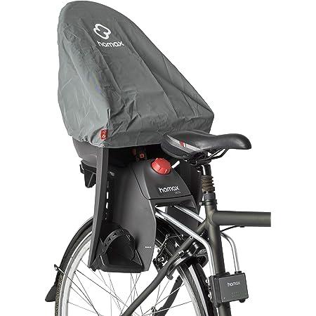553013 Hamax Caress Fahrrad Kindersitz Gep/äcktr/äger Dunkel Grau Rot Schwarz E-Bike 9 Monate 22 kg