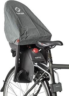 Hamax rain cover bike seats for children accessories grey