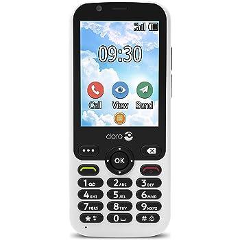 Doro 7010 (Blanco): Doro: Amazon.es: Electrónica