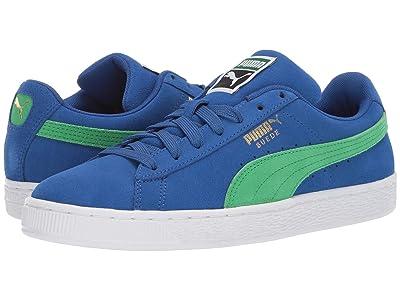 PUMA Suede Classic (Surf the Web/Irish Green) Shoes