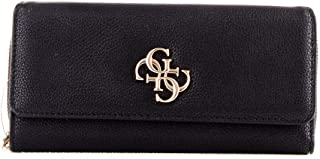 Luxury Fashion | Guess Womens SWVG7443620BLACK Black Wallet | Fall Winter 19