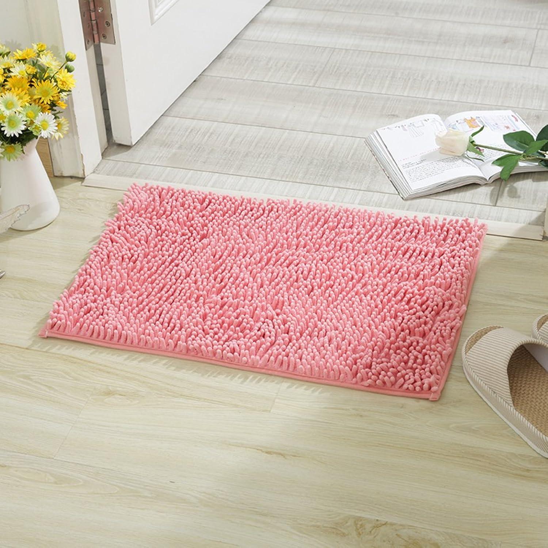 Household mats Toilets Bathroom mats Doormat Bathroom Non-Slip mats Door mats in The Hall Water-Absorbing mat at The Door-J 80x120cm(31x47inch)