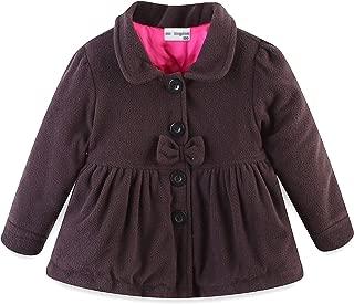 Little Girl Fleece Jacket Coat