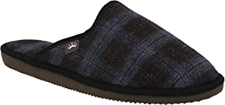 RBJ leather shoes Men's Natural Wool Felt Slippers for Well-Being - Warm, Breathable, Natural, Handmade, Quality