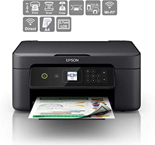 Epson Expression Home XP-3100 Print/Scan/Copy Wi-Fi Printer, Black