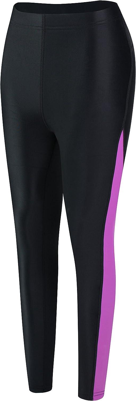 (2XLarge, Purple) - EYCE DIVE & SAIL Women's 1.5mm Neoprene Wetsuit Pants Diving Snorkelling Scuba Surf Canoe Pants