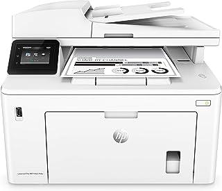 HP LaserJet Pro MFP M227FDW, Draadloze Wifi Monochroom Laserprinter voor thuiskantoor (Afdrukken, kopiëren, scannen, faxen)