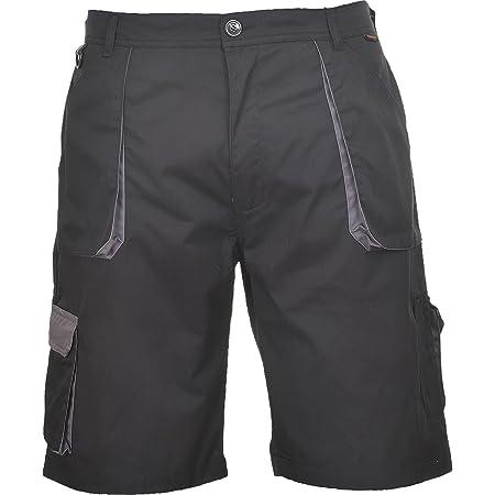 Portwest Contrast Pantaloni Corti Texo Uomo
