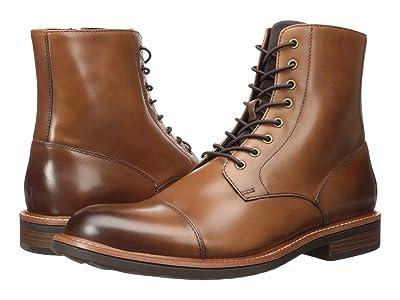 Kenneth Cole Reaction Klay Flex Boot (Cognac) Men