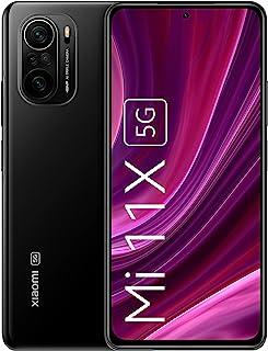 Mi 11X 5G Cosmic Black 6GB RAM 128GB ROM | SD 870 | DisplayMate A+ rated E4 AMOLED