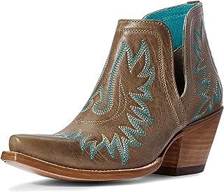 حذاء ديكسون الغربي للنساء من ARIAT بني