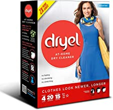 at-Home Dry Cleaner Starter Kit - 4 Loads (Packaging Image May Vary)- 2 Pack