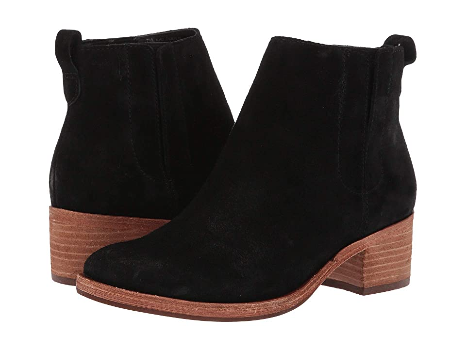 Kork-Ease Mindo (Black Suede) Women