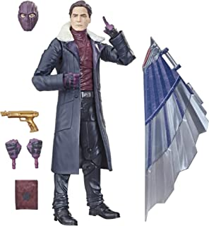 Hasbro Marvel Legends Series Avengers 6-inch Action Figure Toy Baron Zemo, Premium Design and 5 Accessories, For Kids Age ...