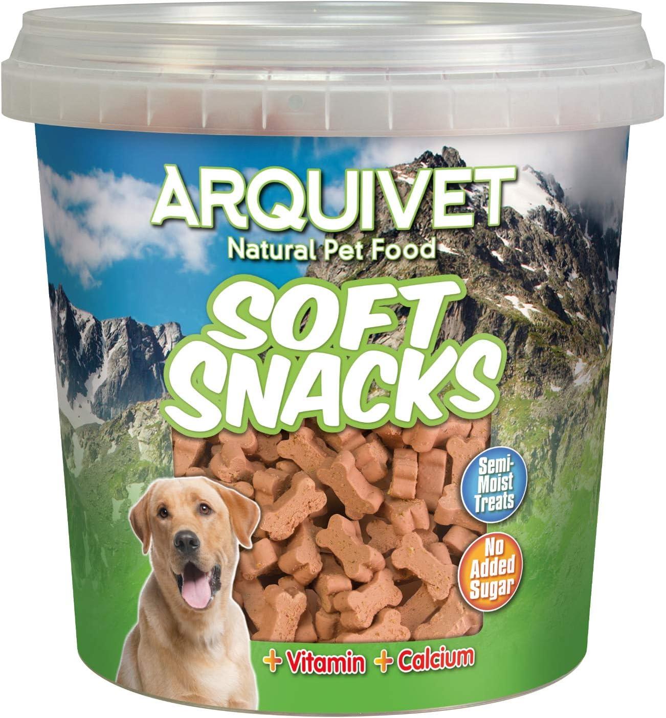 snack premium natural para perros