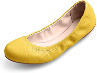 Best womens brown leather ballet flats Reviews