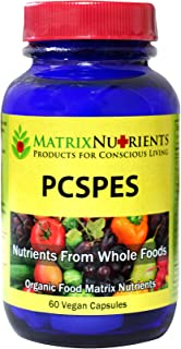PCSPES - Lower PSA Levels - See Our LAB Results! - 100% Natural Ingredients: Saw Palmetto, Rabdosia, Scute, Plantago Fociu...