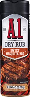 A.1. Sweet Mesquite BBQ Dry Rub 4.5 Container