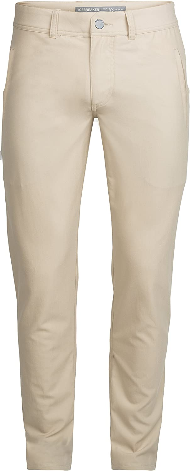 Icebreaker Merino Men's Connection Pants, Merino Wool