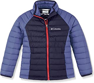 57a48ebfc Columbia Powder Lite Girls Jacket Chaqueta, Niñas
