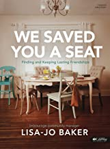 Best we saved you a seat bible study book Reviews