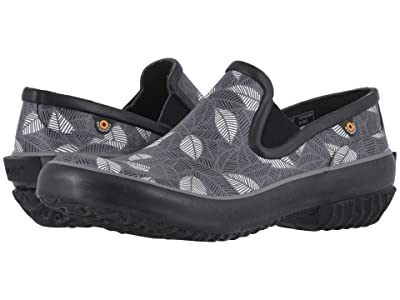 Bogs Patch Slip-On New Leaf (Black Multi) Women