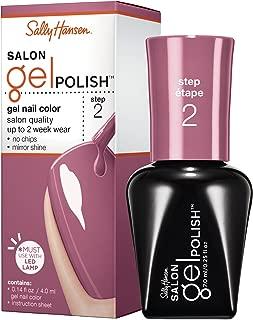 Sally Hansen Salon Pro Gel, Raisin The Bar, 0.14 Fluid Ounce