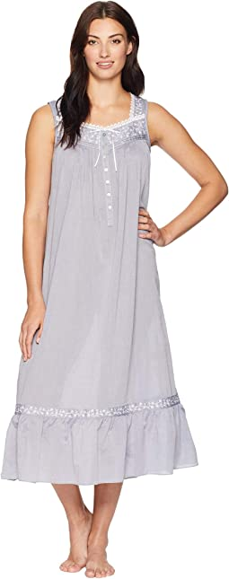 Petite Chambray Ballet Nightgown