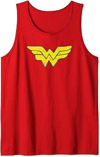 Wonder Woman Rough Wonder Tank Top