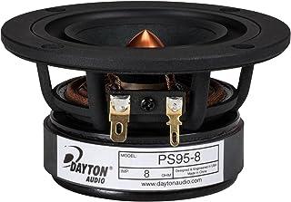 【国内正規品】Dayton Audio スピーカーユニット PS95-8 9.5cm フルレンジ 8Ω PS-SFR100
