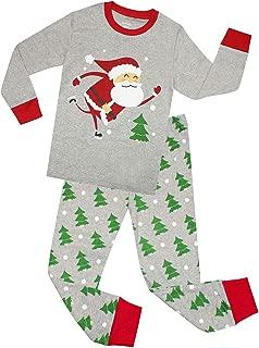 Best santa claus pajamas for boys Reviews