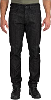 5.11 Tactical Men's Defender-Flex Slim Work Jeans, Patch Pockets, Fitted Waistband, Style 74465