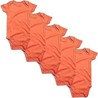 d0c3c311c ROMPERINBOX Place Unisex Baby Bodysuits 100% Cotton Boys Girls 0-24 Months