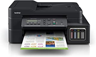 Brother DCP-T710W Inktank Refill System Printer with Wireless and Automatic Document Feeder Printing
