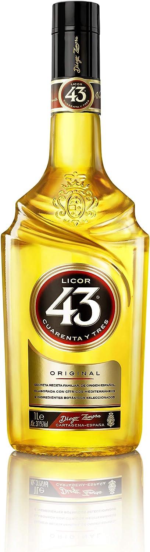 Licor 43 Cuarenta y Tres - 1000 ml