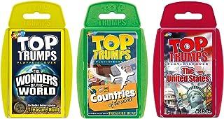 Explore Our World Top Trumps Card Game Bundle
