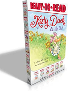 Katy Duck on the Go! Set: Starring Katy Duck; Katy Duck Makes a Friend; Katy Duck Meets the Babysitter; Katy Duck and the ...