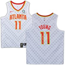 Best trae young jersey white Reviews