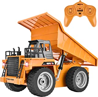 Best blue dump truck toy Reviews