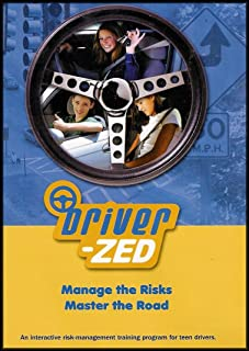 Driver-ZED 3.0 (An Interactive Risk-Management Training Program for Teen Drivers)