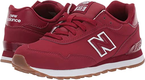 NB Scarlet/White